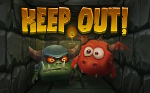 Jeu Keep Out!