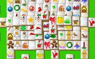 Jeu Christmas Mahjong