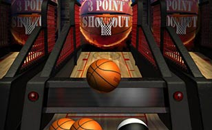 Jeu 3 point shootout