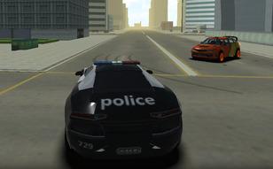 Jeu 3D Car Simulation