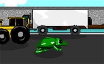 Jeu 3D Frogger