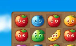 Jeu Fruit Planet