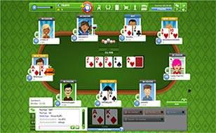 Jeu Goodgame Poker Multijoueur