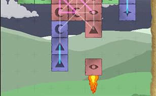 Jeu Rocket Blocks