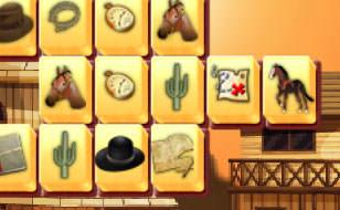 Jeu Western Mahjong