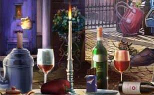 Jeu Une soirée parfaite - Objets cachés