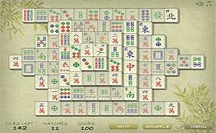 Jeu Mahjong Master