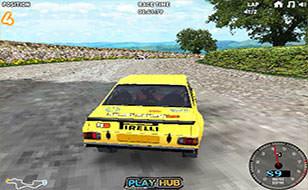 Jeu Super Rally 3D