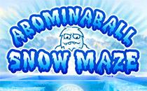 Jeu Abominaball Snow Maze