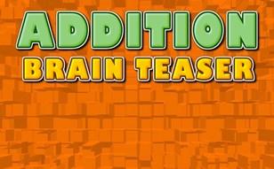 Jeu Addition Brain Teaser