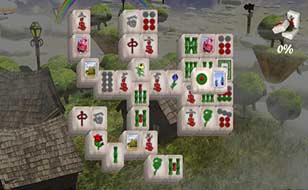 Jeu Aerial Mahjong