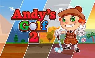 Jeu Andy's golf 2