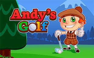 Jeu Andy's golf