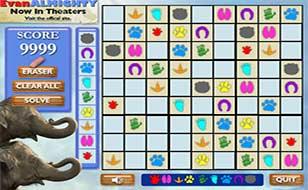 Jeu Animal Sudoku