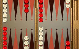 Jeu Arkadiums Backgammon