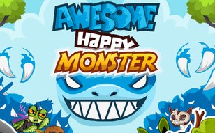 Jeu Awesome Happy Monster