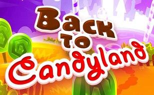 Jeu Back To Candyland 1