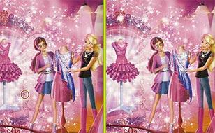 Jeu Barbie Jeux des différences