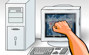Jeu Bash The Computer