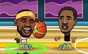 Jeu Basketball Legends