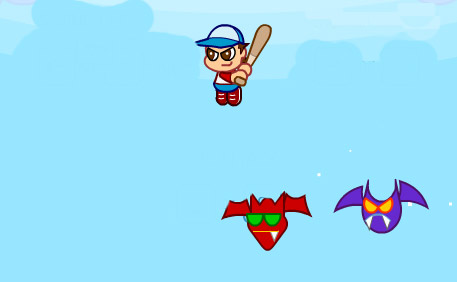Jeu Bat The Bat