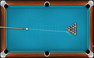 Jeu Billiard Single Player