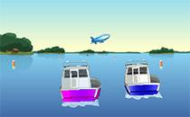 Jeu Boat Rush 3D
