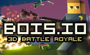 Jeu Bois.io - 3D Battle Royale