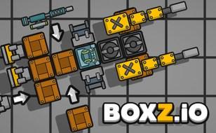 Jeu Boxz.io