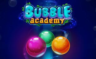 Jeu Bubble Academy
