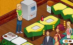 Jeu Burger Restaurant 2