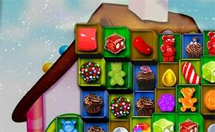 Jeu Candy Mahjong