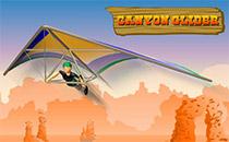 Jeu Canyon Glider Miniclip