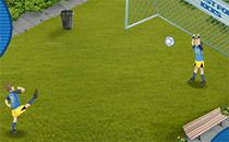 Jeu City Soccer Shootout