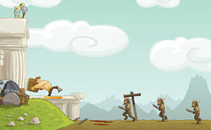 Jeu Clash of the Olympians - Heracles