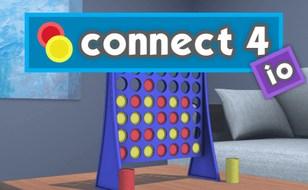 Jeu Connect 4 IO