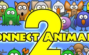 Jeu Connect Animals 2