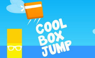 Jeu Cool Box Jump
