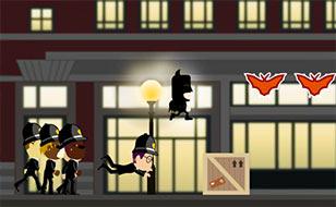 Jeu Cours Batman, cours!