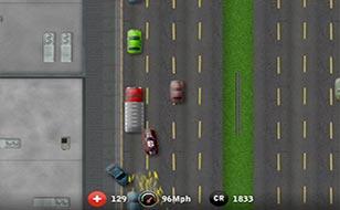 Jeu Course à haute vitesse!