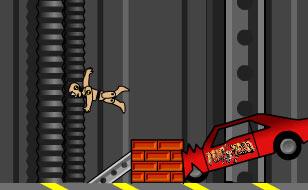 Jeu Crash Test Dummy High Jump