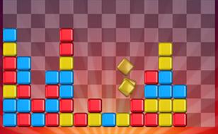 Jeu Cube Crush HD: 3 Color