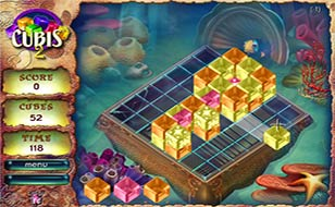 Jeu Cubis 2 : Arcade