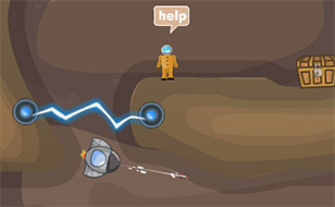 Jeu Deep underground