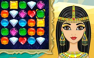 Jeu Diamonds Egyptian Princess