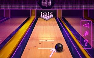 Jeu Disco Bowling