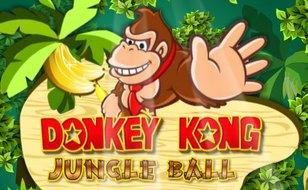 Jeu Donkey Kong Jungle Ball
