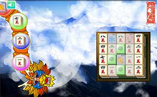 Jeu Dragon Mahjong