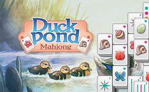 Jeu Duck Pond Mahjong