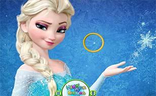 Jeu Elsa - Étoiles cachées